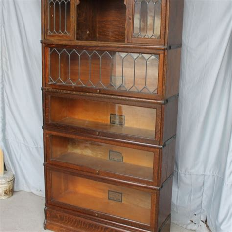 Small Bookcase With Doors by Bargain S Antiques 187 Archive Oak Bookcase