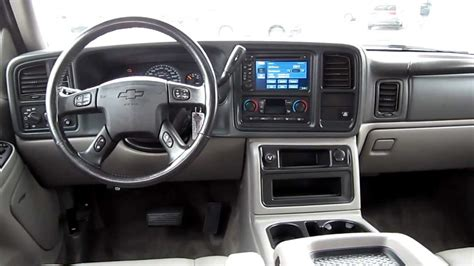 2005 Chevy Tahoe Interior by 2005 Chevrolet Tahoe 4wd Black Stock 12300a Interior