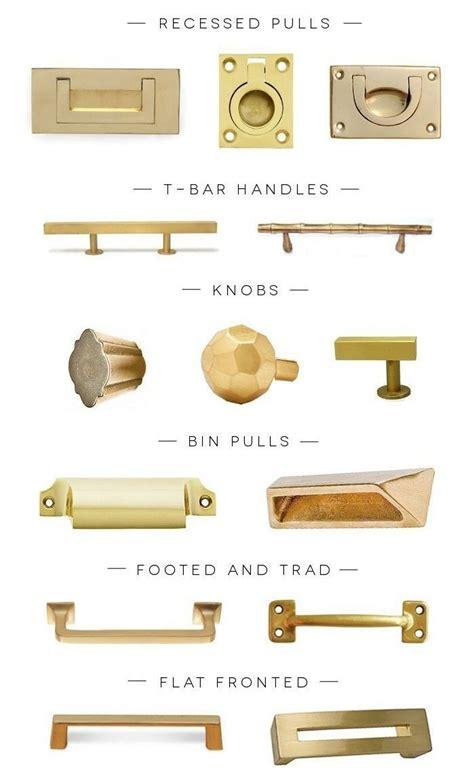 kitchen pulls knobs hardware brass crafts
