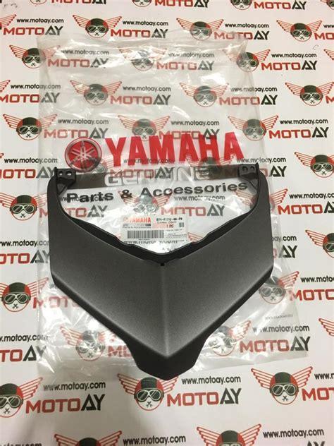 yamaha  max   stop uestue kuyruk grenaj motosiklet