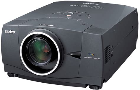 Proyektor Sanyo sanyo plv80l home theater lcd projector sanyo plv 80l