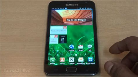21 02 12 lwp ics galaxy s ii live walllp android galaxy note ics 4 0 4 update how to install