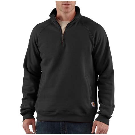 Mock Neck Sweatshirt carhartt 174 midweight 1 4 zip mock neck sweatshirt 214145