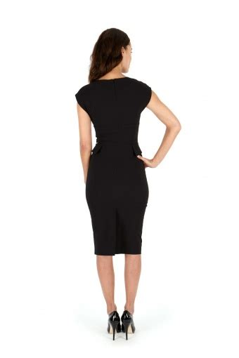 Dress Harvard harvard black pencil dress