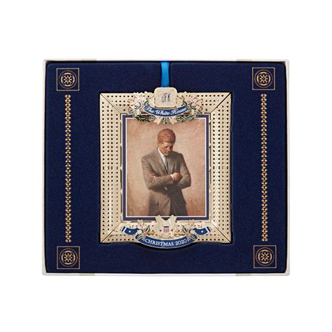 official  white house christmas ornament white house