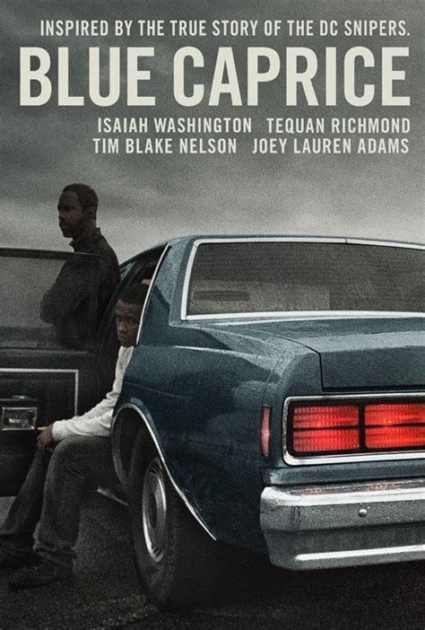 Blue Caprice 2013 2013 Most Shocking Movies