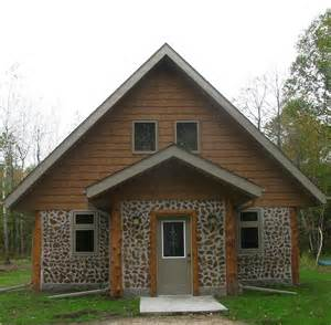 another cordwood cabin cordwood