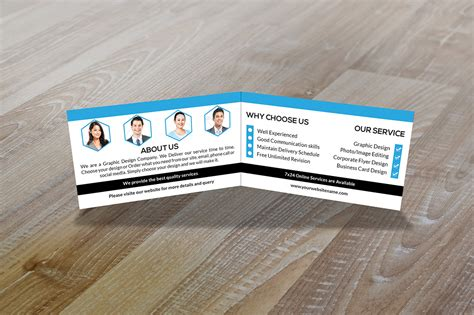o card template folded business card vol 1 business card templates on