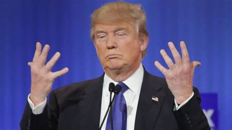 trump s the history behind the donald trump small hands insult