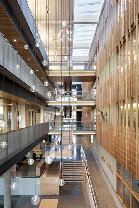 Interior Design In British Columbia University alumni center tva architects archdaily