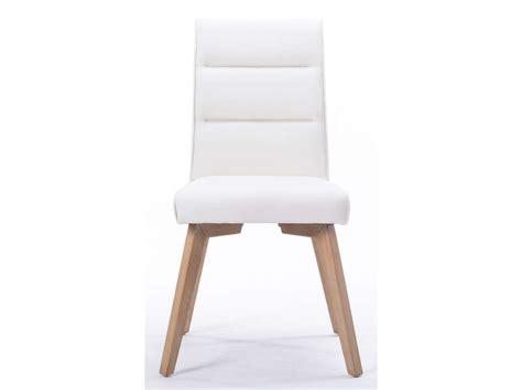 conforama chaise blanche chaise ines coloris blanc vente de chaise conforama