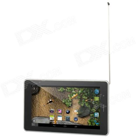 Android Tv Analog a9 7 0 quot ips android 4 1 1 capacitive touch screen tablet w 3g bluetooth analog tv gps