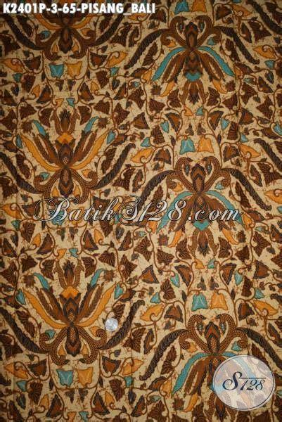 Sprei Katun Motif Pisang batik klasik motif pisang bali kain batik murmer