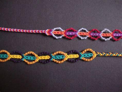 etsy bracelet pattern string friendship bracelet bubble pattern by callistoknits