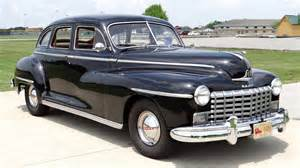 Photo Dodge 1946 Dodge Deluxe Information And Photos Momentcar