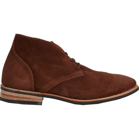 shoe company hh brown shoe company stein chukka boots in brown for