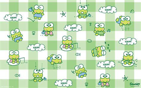 cute wallpaper keroppi sanrio wallpaper 72 images