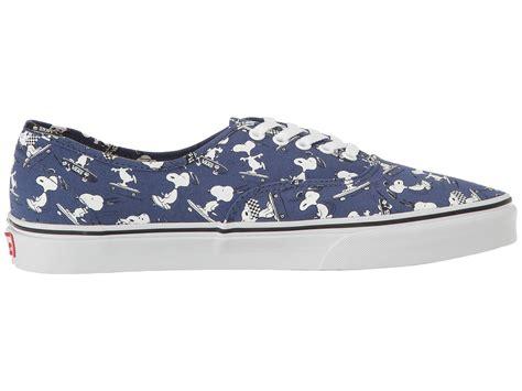 Original Vans Mn Skool Ii Back Peanuts Sneakers vans authentic x peanuts collaboration at zappos