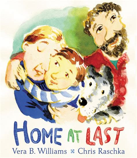 home at last vera b williams hardcover