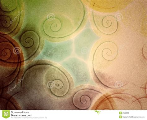 pattern art on canvas spiral art pattern on canvas royalty free stock images