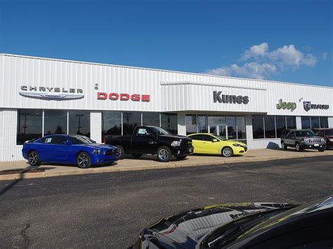 Jeep Dealers Wi Kunes Country Chrysler Dodge Jeep Ram Car Dealers 1300