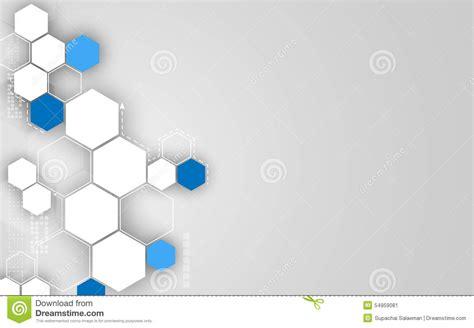 Design Concept Background | vector abstract hexagon technology concept clean design