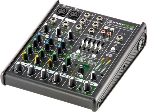 Oudio Mix Cctv 1 mackie profx4v2 4 channel live sound mixer with effects agiprodj
