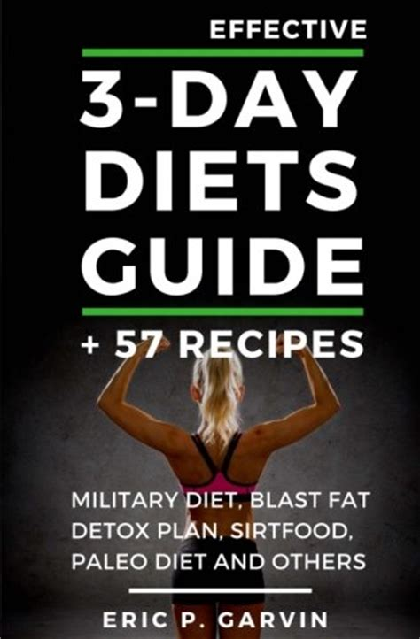 3 Day Liver Detox Plan by Effective 3 Day Diets Guide 57 Recipes Diet