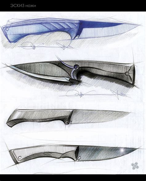 609 best knife designs images on templates