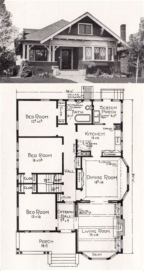 bungalow home plans bungalow ground floor plans single story bungalow house