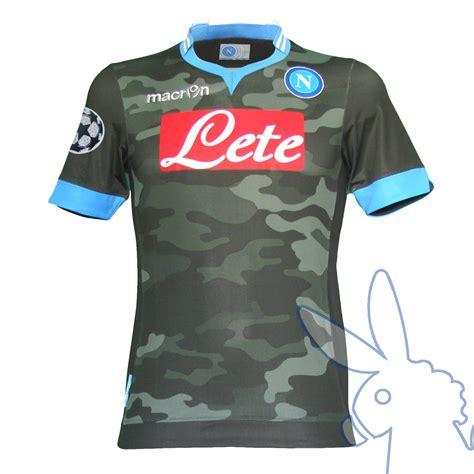 Jersey Napoli Away 2012 2013 chions league away camouflage jersey 2013 14 sscnapoli italian footbal club