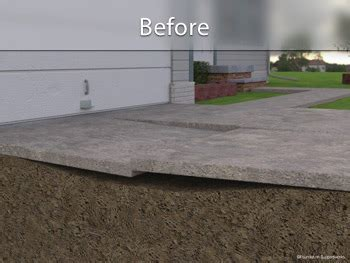 Concrete Leveling Applications   PolyLevel®
