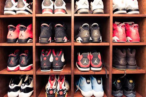 sneaker collector a look inside rick ross s sneaker closet