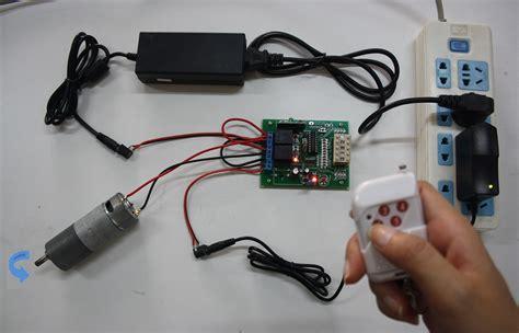 rfremotecontrol use a delay wireless kit to