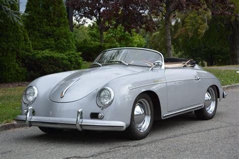 1956 porsche for sale 1956 porsche 356 speedster stock 20552 for sale near