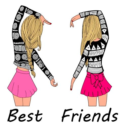 imagenes que digan best friends forever pin imagen de friends on pinterest