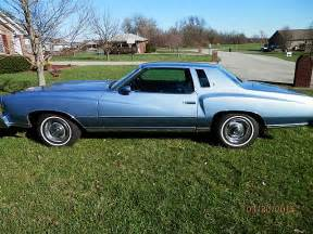 1974 chevrolet monte carlo for sale bardstown kentucky