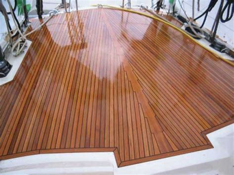 u boat watch fake how to spot the truth about teak decks practical boat owner