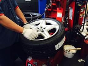 Car Tire Repair San Francisco Tire Service B W Service Center