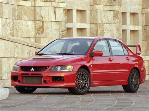 Mitsubishi Lancer Evolution MR (2006)