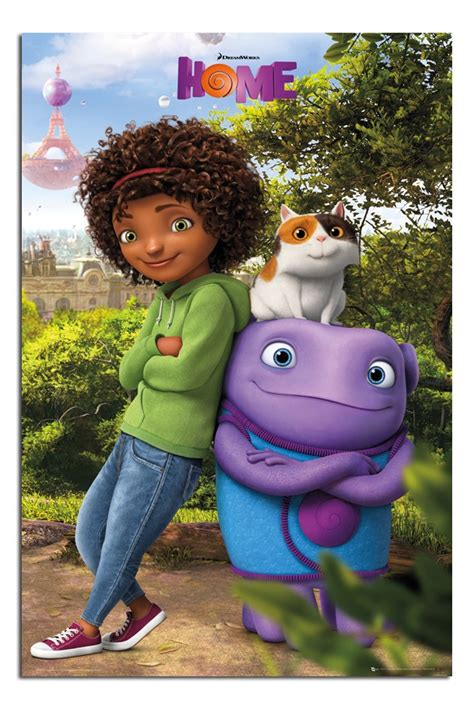 home dreamworks poster iposters