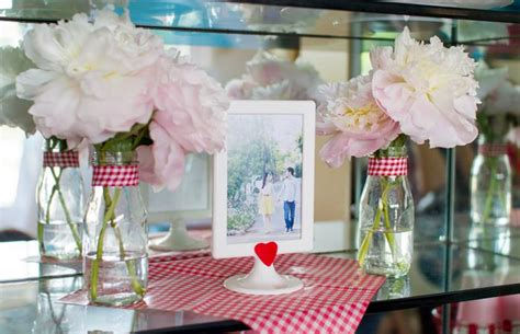 kara s ideas retro kitchen bridal shower ideas