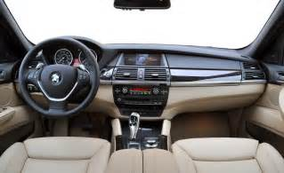 Bmw X6 Interior Car And Driver