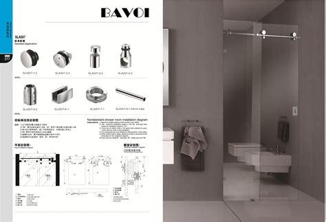 Glass Shower Door Manufacturers Glass Shower Room Sliding Door System Manufacturer Sla007