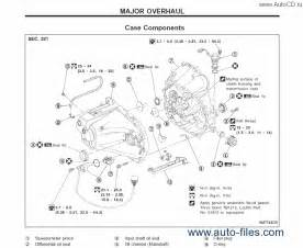 nissan xterra wd22 repair manuals download wiring