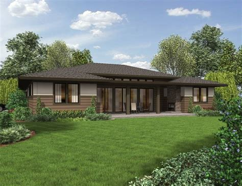 modern ranch house plans 10 ranch house plans with a modern feel