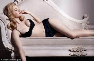 Chaise Lounge Fainting Couch St Trinian S Star Talulah Riley Swaps The Uniform