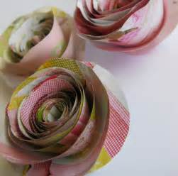Flowers From Paper - becoming the robie s paper flowers