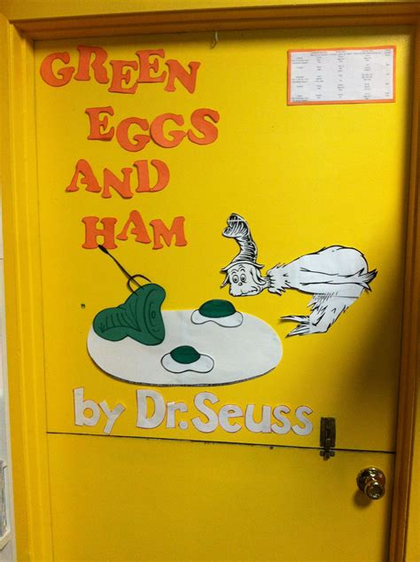 0008201471 green eggs and ham green eggs and ham bulletin board dr seuss fun