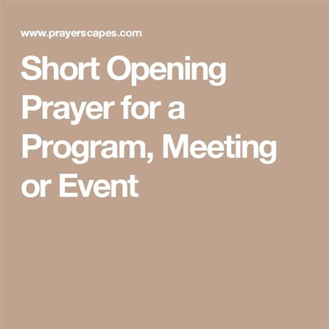 best 25 opening prayer ideas on pinterest prayers of
